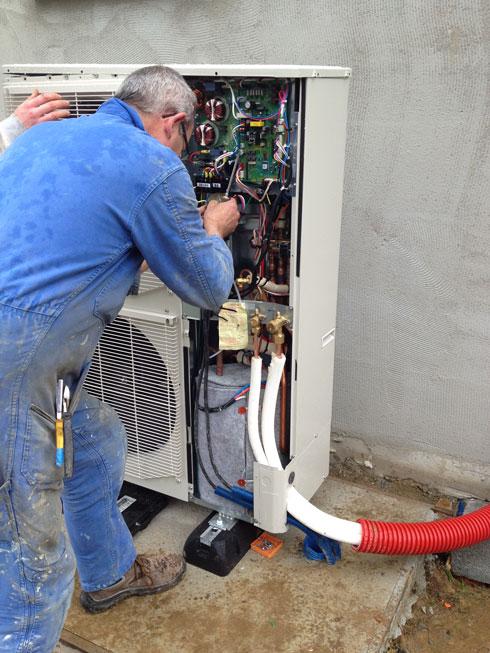 Réparateur et maintenance Climatisation Rennes Energies Drive
