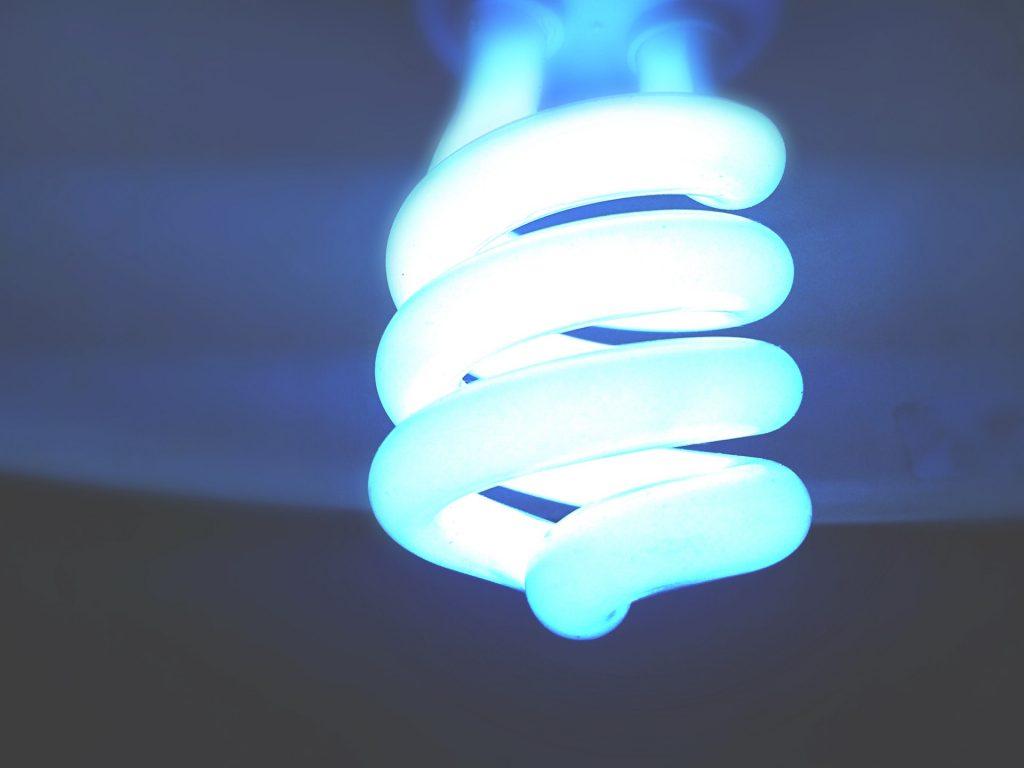 Abstract Blur Bright Bulb 460675